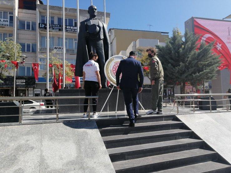 Aksaray'da 19 Mayıs kutlaması