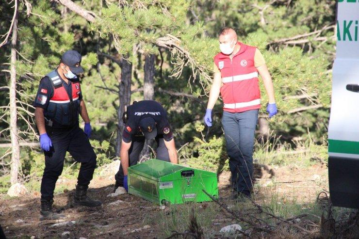 Kayıp şahsın cesedi ormanlık alanda bulundu
