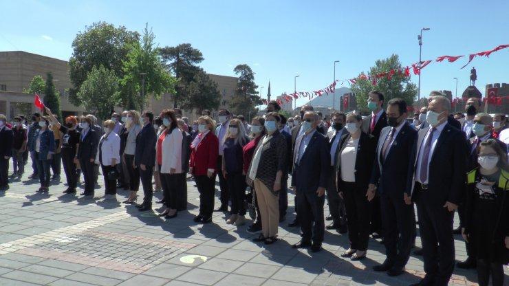 Kayseri'de 19 Mayıs coşkusu