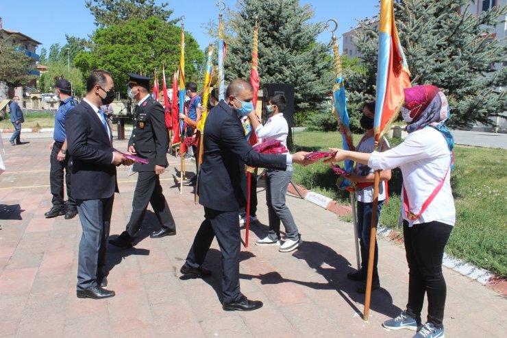 Develi ve Tomarza'da 19 Mayıs etkinliği