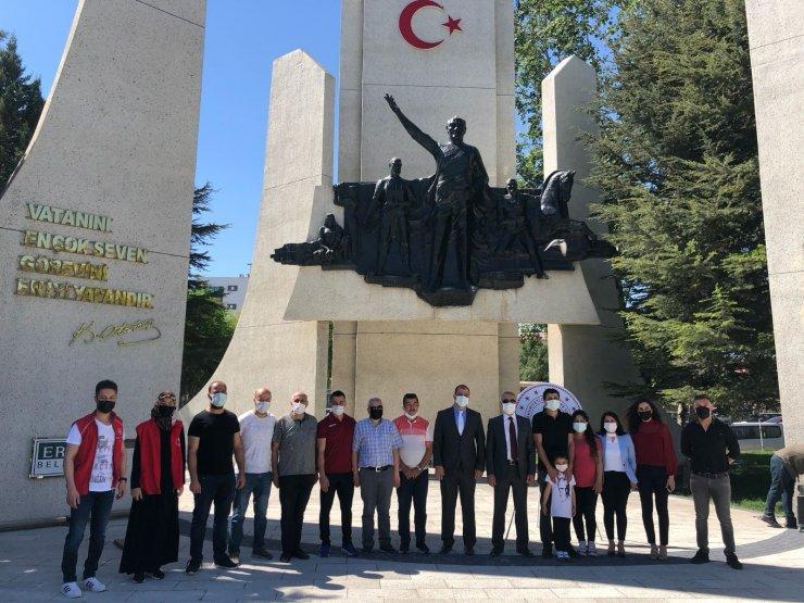 Ereğli'de 19 Mayıs kutlamaları
