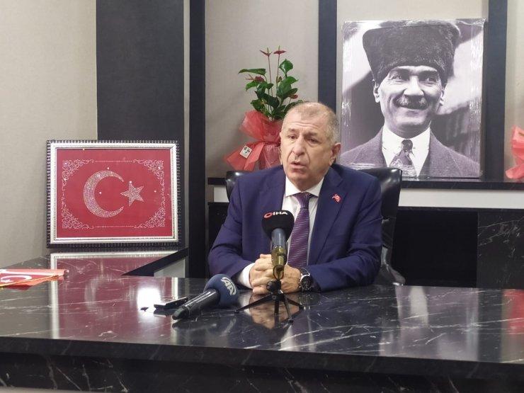 Prof. Dr. Ümit Özdağ yaz sonunda partisinin kurulacağını duyurdu