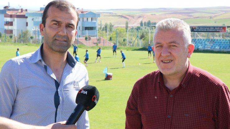Kırşehir Belediyespor, 52 yıl sonra 1. Lig hedefinde