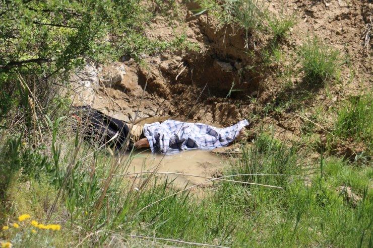 Ürgüp'te her yerde aranan yaşlı adam ölü olarak bulundu
