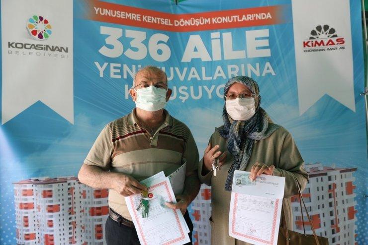 Kocasinan'ın 150 milyon TL'lik Dönüşüm Projesi'nde mutlu son