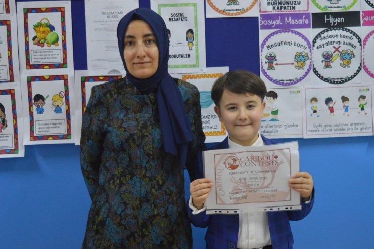Geleceğin matematik şampiyonları bu okulda yetişiyor
