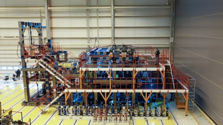 TUSAŞ'tan bir ilk: GÖKBEY'in tam boy statik testine başlanacak