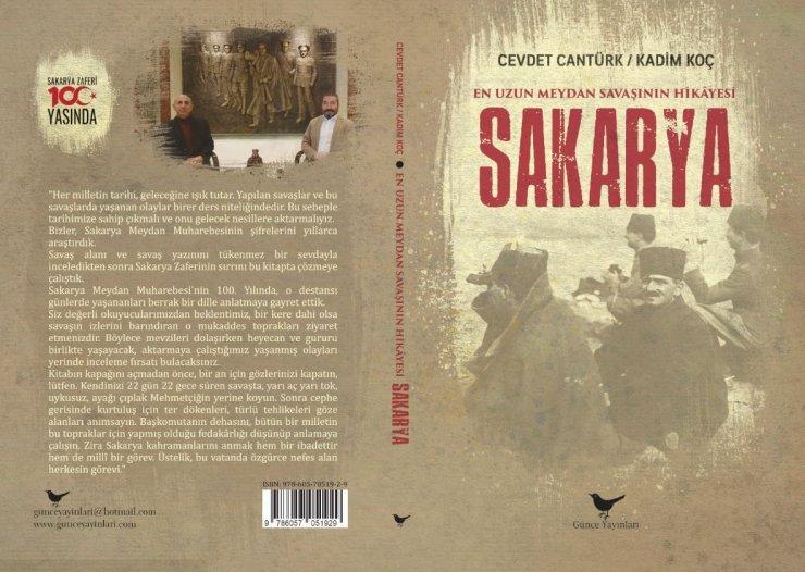 'Sakarya, En Uzun Meydan Savaşının Hikayesi' kitabı Kara Tepe'de tanıtıldı