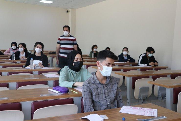 YKS provası gerçeğinden farksızdı, geç kalan öğrenciler sınava alınmadı