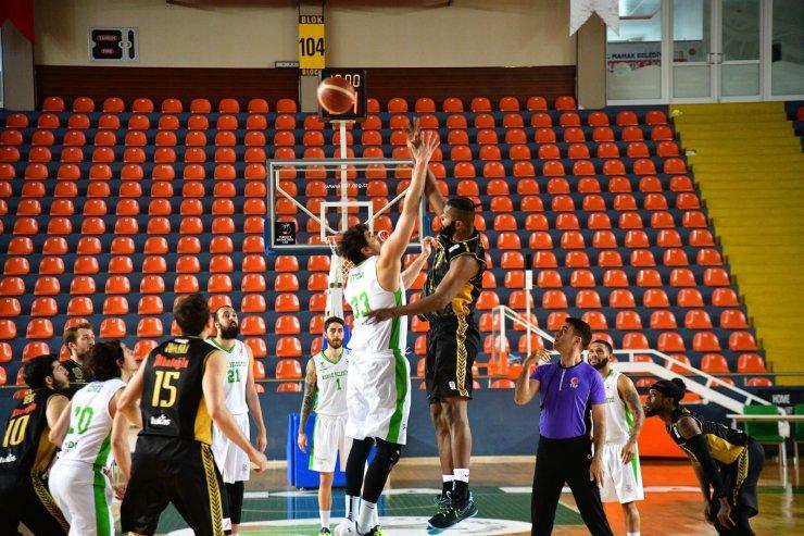 Mamak Belediyesi Basketbol Takımı yarı finalde