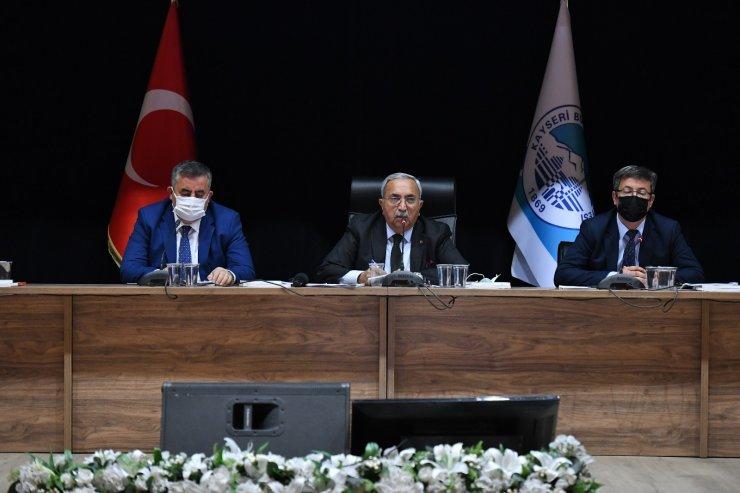Büyükşehir Meclisi, terör devleti İsrail'i lanetledi