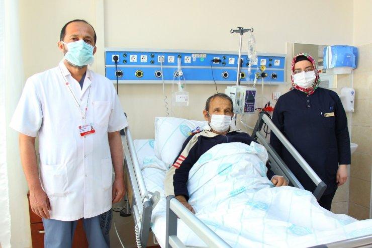 Üniversite Hastanesinden büyük başarı, bir günde 2 organ nakli