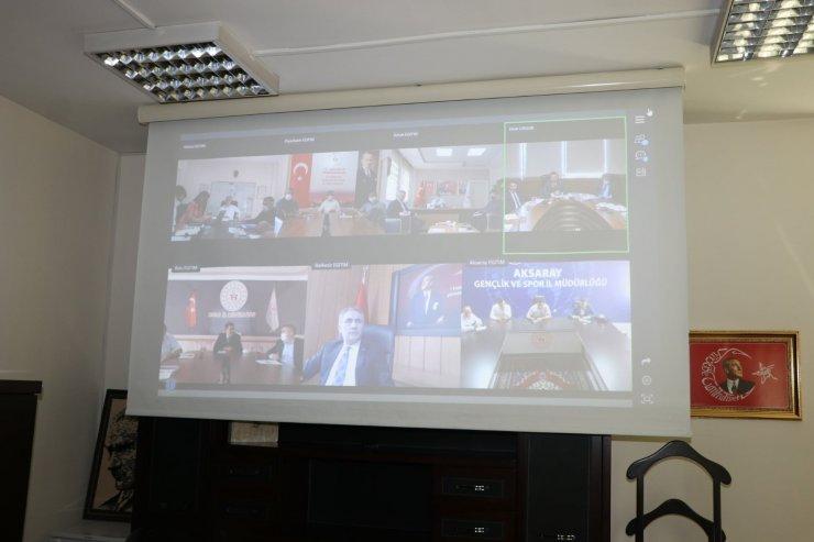 SEM Yönlendirme Toplantısı Online yapıldı