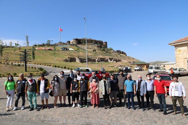 Doğu-Batı Dostluk ve Barış rallisi, Kayaşehir'de
