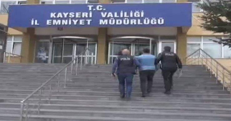 Kayseri merkezli 4 ilde FETÖ operasyonu: 15 gözaltı kararı