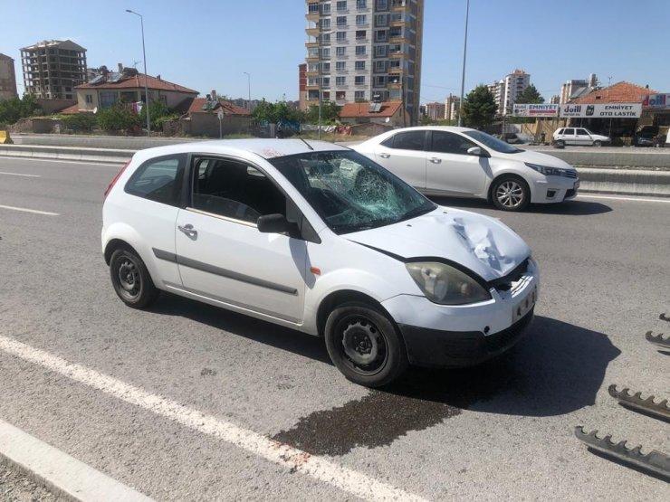 Kayseri'de otomobilin çarptığı genç kız hayatını kaybetti