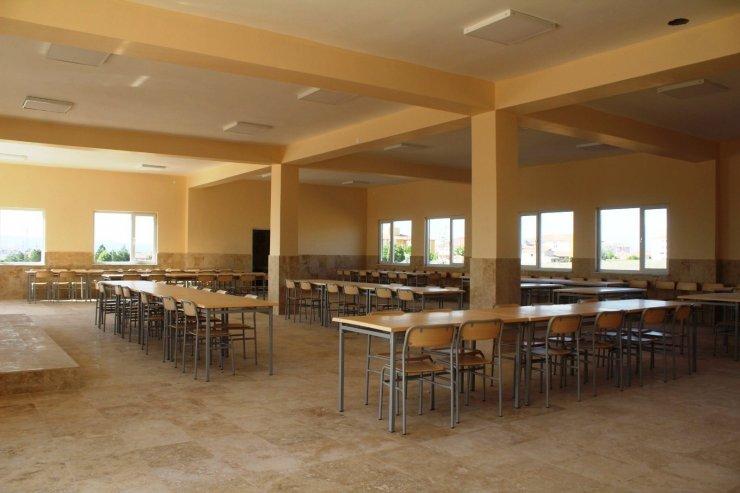 Boğazlıyan'da taziye ve kültür evi tamamlandı