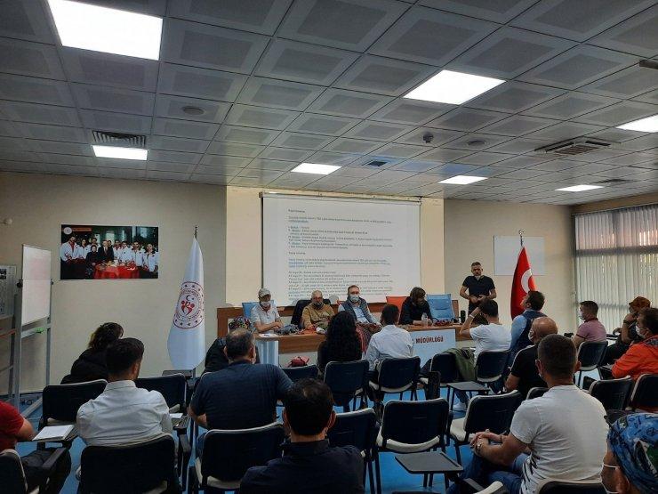 Kayseri'de yaz dağcılık eğitim faaliyetleri devam ediyor