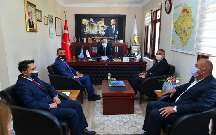 """Vali Akın: """"Kırşehir'de, ağaçlandırma çalışmalarına önem veriyoruz"""""""