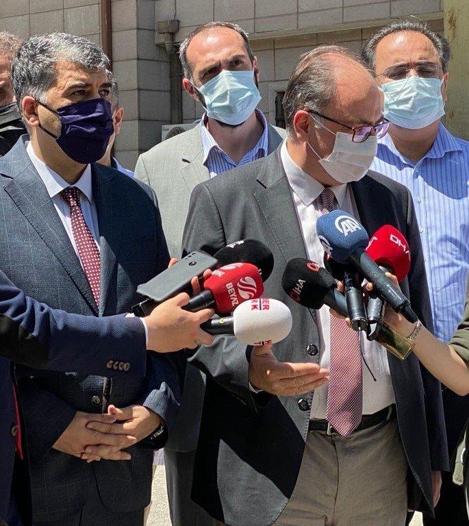 Başkent'te doktora bıçaklı saldırı
