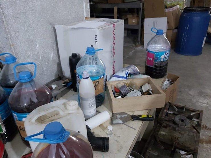 Başkentte kaçak kozmetik operasyonu: 1 milyon lira değerinde ürün ele geçirildi