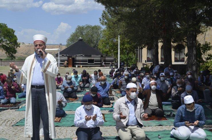 Eskişehir'de şiddetli yağmur, Mihalıççık'ta yağmur duası