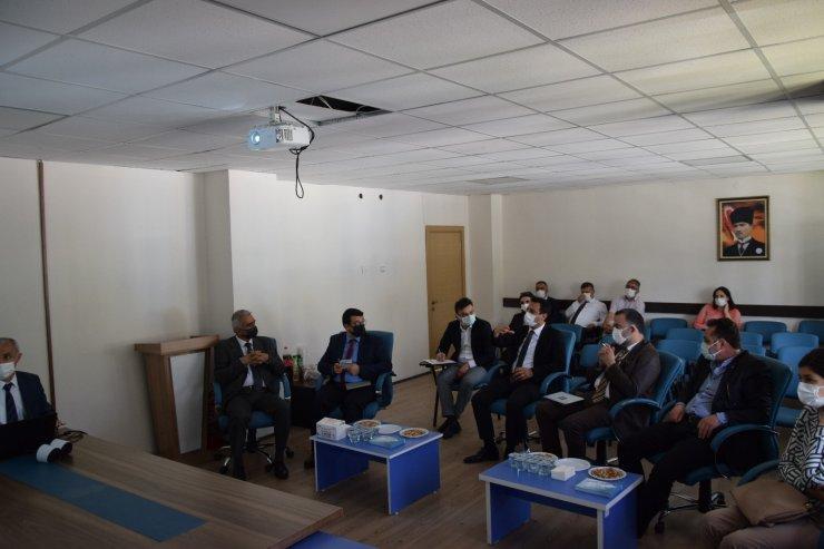 Ankara Kent Konseyi ve Halk Sağlığı Uzmanları Başkent'in suyunu yerinde inceledi