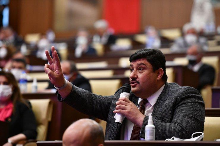 ABB Meclisi'nde hafriyat döküm sahalarıyla ilgili yeni karar