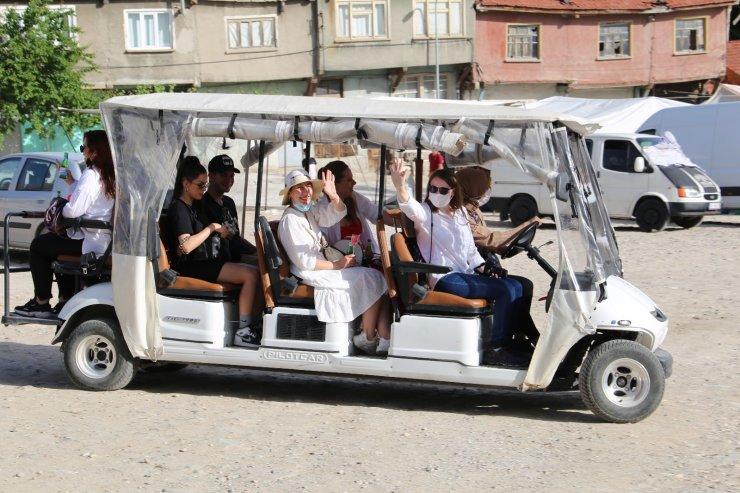 Sivrihisar'a turist akını