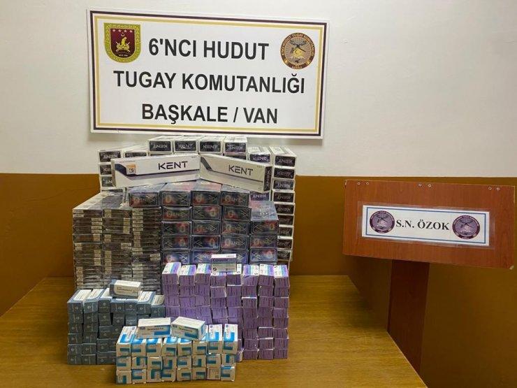 Hatay, Van, Hakkari ve Iğdır hudut hatlarında 55 kilo uyuşturucu yakalandı