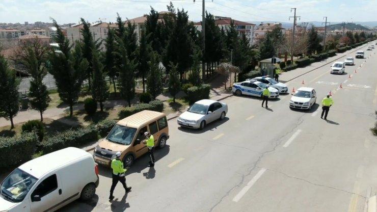 Trafik kurallarını hiçe sayanlara ceza yağdı