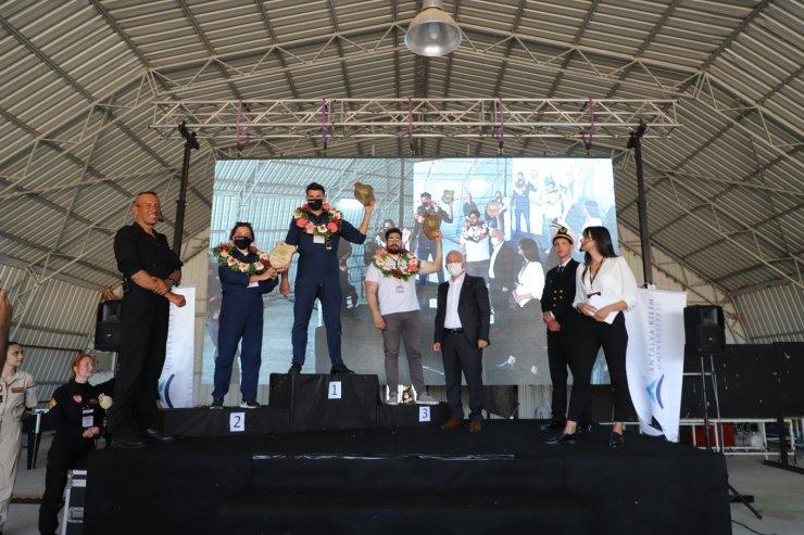 KTO Karatay Üniversitesi Antalya'dan ödülle döndü
