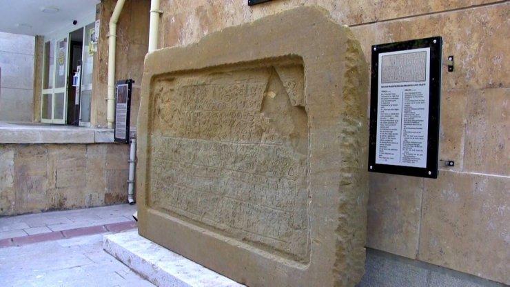 2800 yıllık ilk maden ruhsatı yazıtı Bolkar Dağları'nda