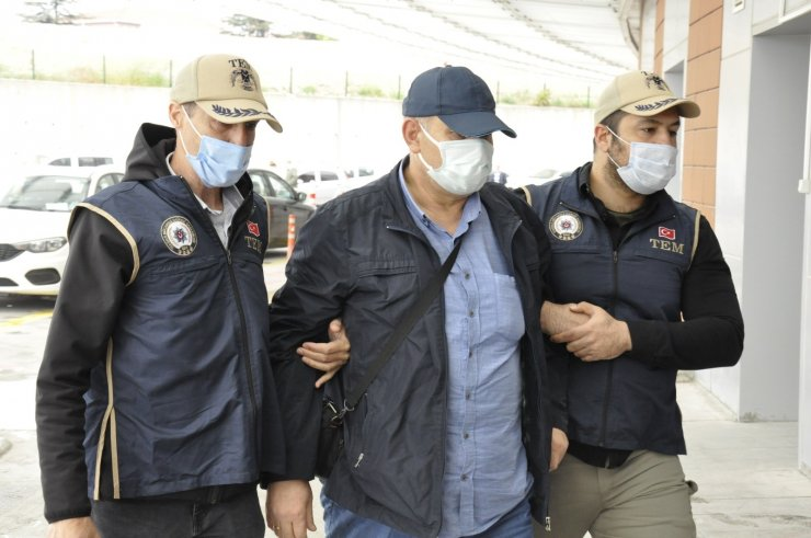 Eskişehir'de FETÖ operasyonu: 3 gözaltı