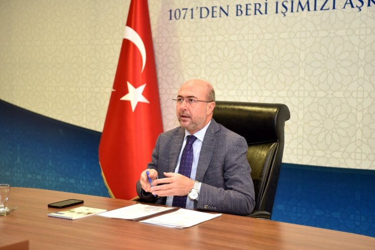 """Başkan Pekyatırmacı: """"Selçuklu sıfır atık çalışmalarıyla Türkiye'ye örnek oldu"""""""