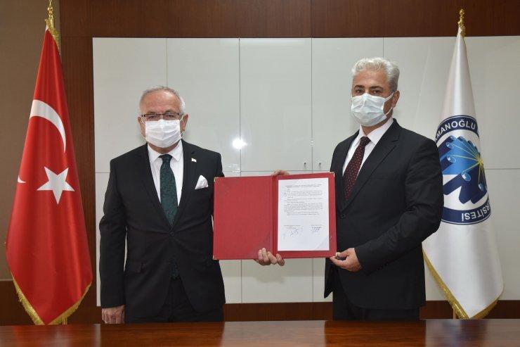 KMÜ ve İl Sağlık Müdürlüğü arasında iş birliği protokolü