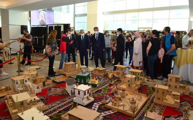 Kırşehir'de, Hayat Boyu Öğrenme Haftası Etkinlikleri programı düzenlendi