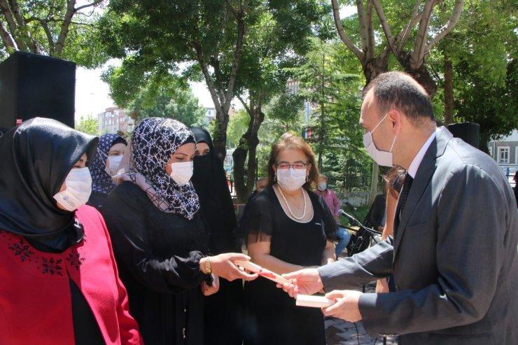 Kayseri'de Hayat Boyu Öğrenme Haftası kutlandı
