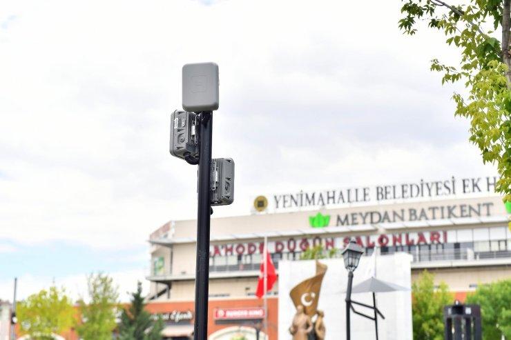 Ücretsiz internet dönemi Başkent'in dört bir yanını sarıyor