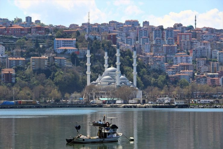 Zonguldak'ın yeni simgesi Uzun Mehmet Camii açılıyor