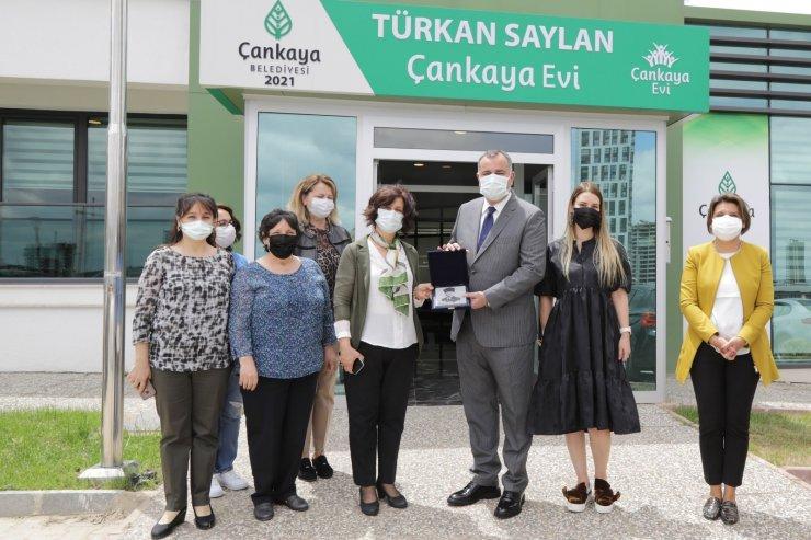 Türkan Saylan Çankaya Evi hizmete girdi