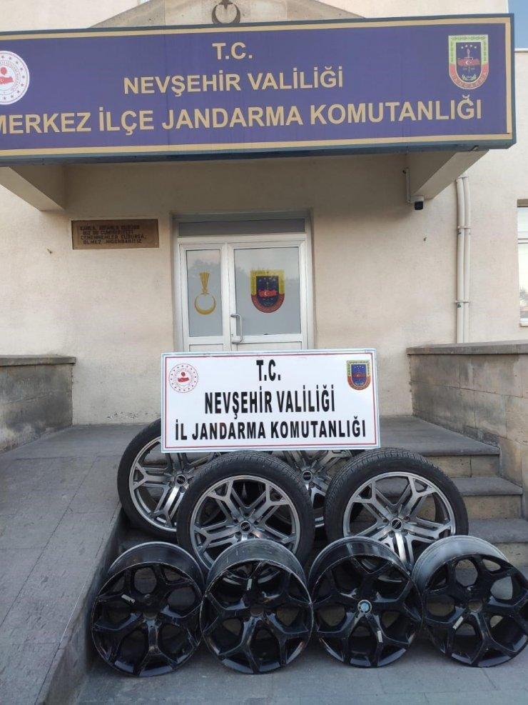 Nevşehir'de antika hırsızları yakalandı