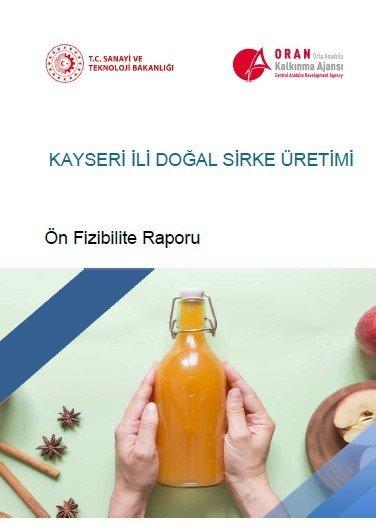 Orta Anadolu Bölgesi'nin Yatırım Fırsatlarını İçeren 14 Ön Fizibilite Raporu Yayında
