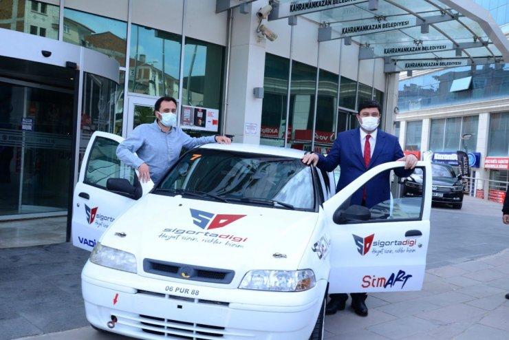 Kahramankazan'da Çevre Günü'nde Hitit Rallisi için anlamlı temizlik