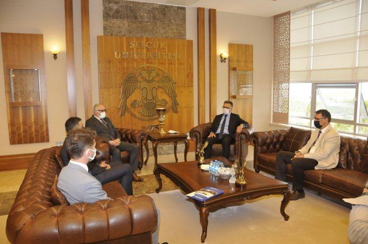 Selçuk Üniversitesi, elektrikli traktör için destek verecek