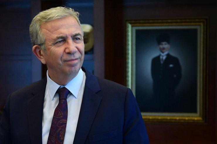 """Ankara Büyükşehir Belediye Başkanı Yavaş, """"World Mayor'da"""" finale kaldı"""