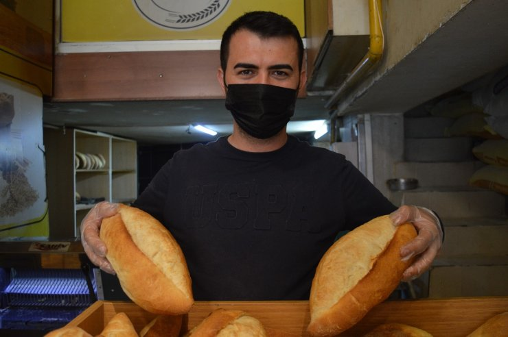 Eskişehir'de ekmeğe yapılan zamma tepkiler sürüyor