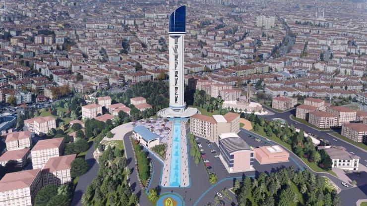 Başkan Altınok'tan Ankara'daki vericiler için Cumhuriyet Kulesi çağrısı