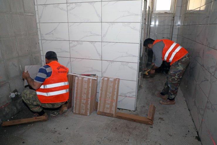 Talas Belediyesi okulları yeniliyor
