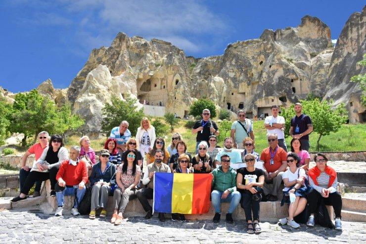 Kapadokya, Romanyalı acenteleri misafir etti